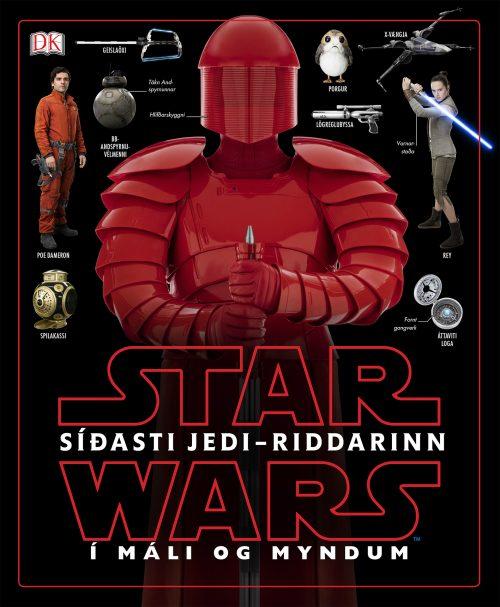 Síðasti Jedi-riddarinn í máli og myndum