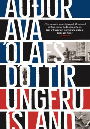 Ungfrú Ísland - Auður Ava Ólafsdóttir