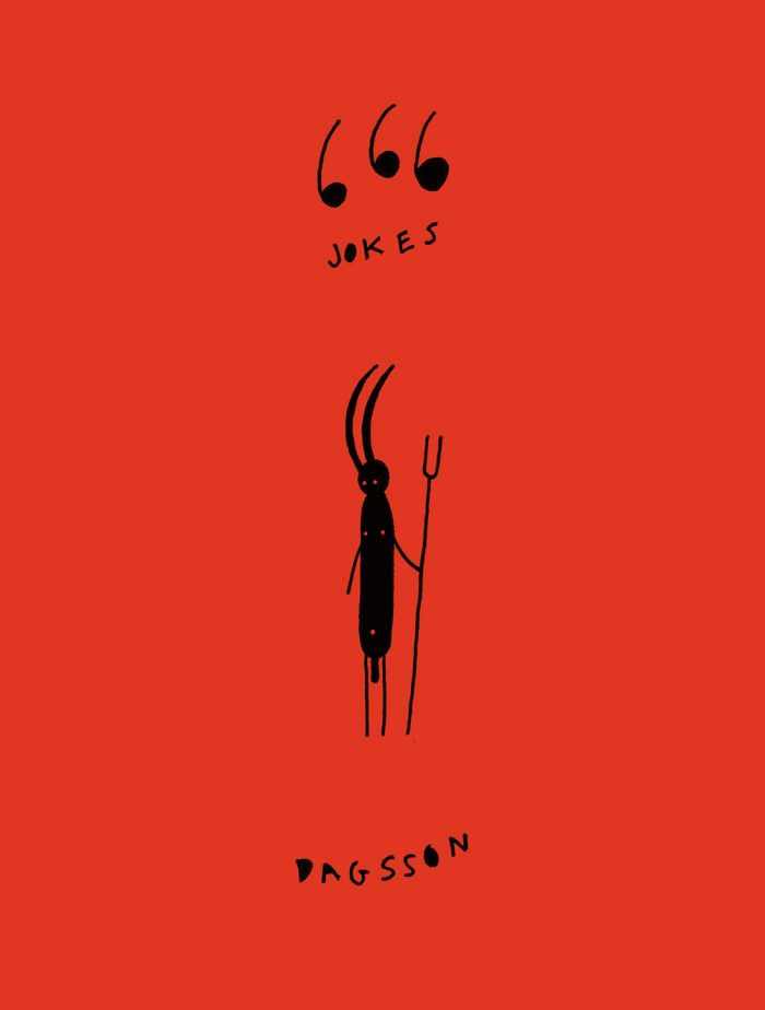 666 jokes - Hugleikur Dagsson