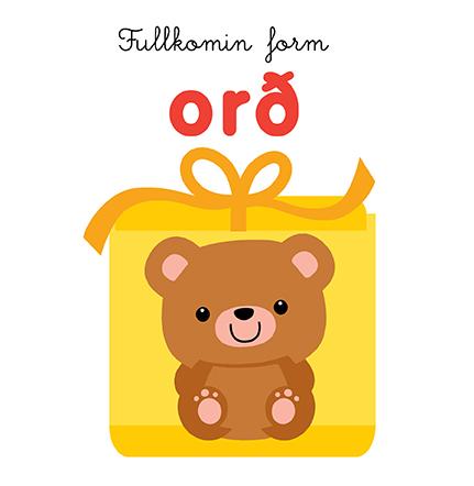 Fullkomin form: Orð