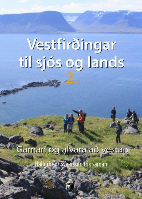 Vestfirðingar til sjós og lands: 2. bók