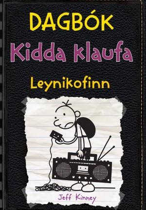 Dagbók Kidda klaufa 10 - Leyniklefinn