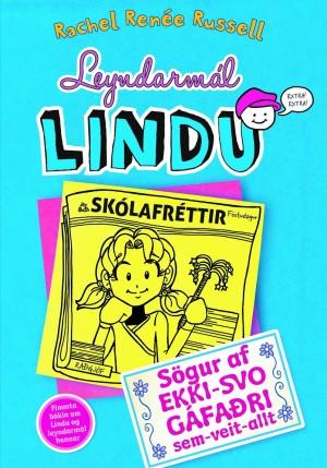 Leyndarmál Lindu 5 - sögur af EKKI-SVO-GÁFAÐRI sem-veit-allt
