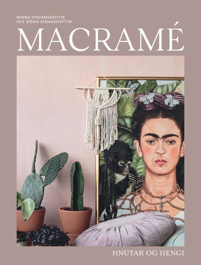 Macramé - hnútar og hengi