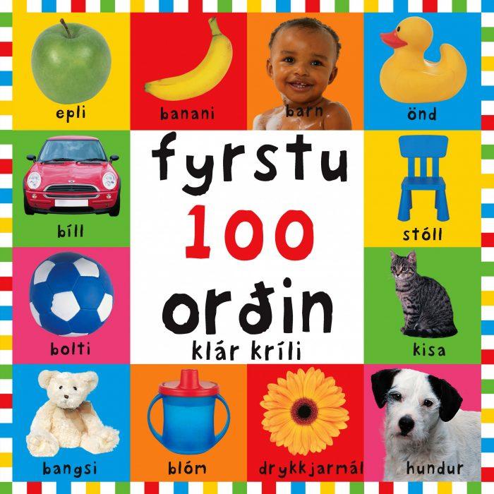Fyrstu 100 orðin - klár kríli