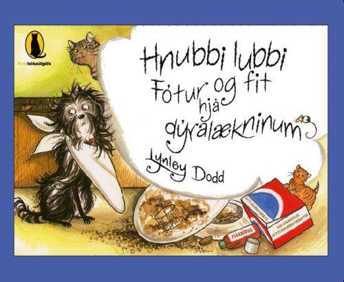 Hnbbi lubbi: Fótur og fit hjá dýralækninum