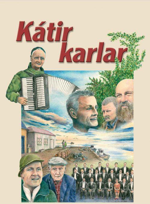 Kátir karlar: sagnir, kveðskapur, gamanmál