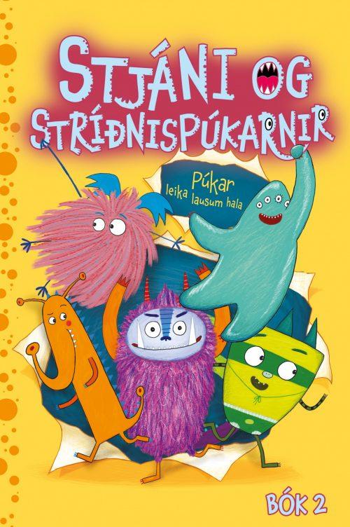 Stjáni og stríðnispúkarnir 2 - Púkar leika lausum hala