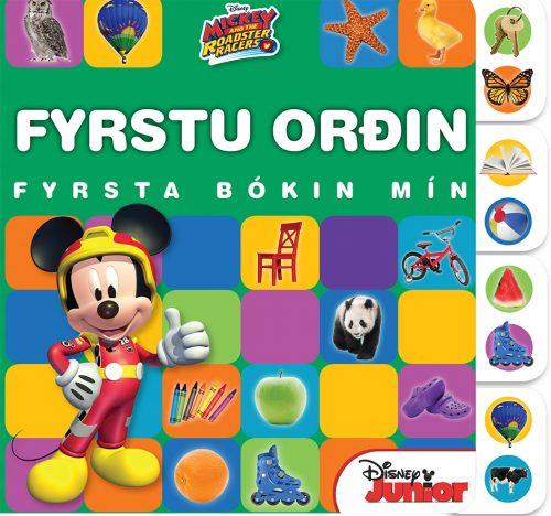 Fyrstu orðin - Fyrsta bókin mín