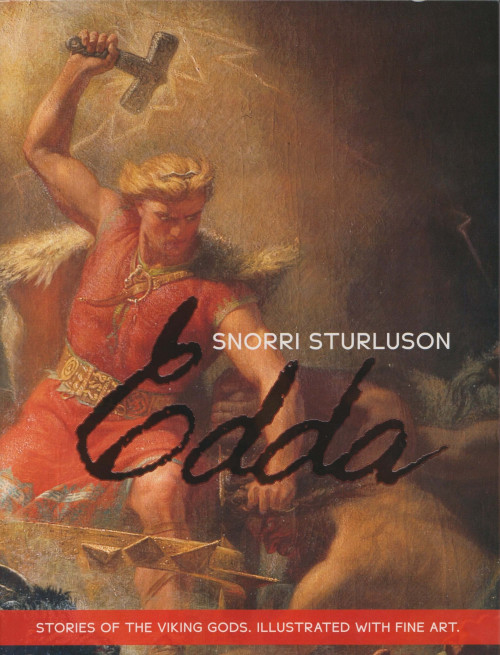 Edda: Stories of the Viking Gods