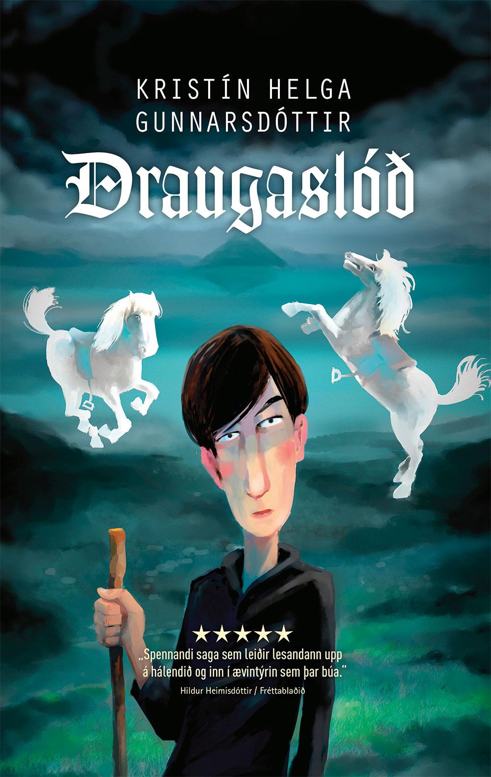Draugaslóð – innbundin