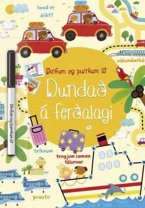 Dundað á ferðalagi - Skrifum & þurrkum út