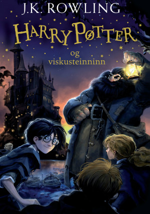 Harry Potter og viskusteinninn