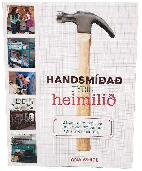 Handsmíðað fyrir heimilið