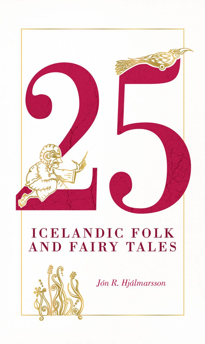 25 Icelandic folk and fairy tales