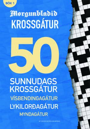 Krossgátur: Morgunblaðið