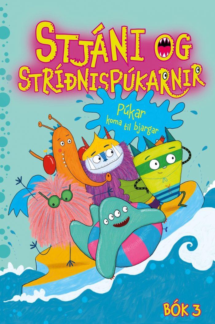 Stjáni og stríðnispúkarnir 3 - Púkar koma til bjargar