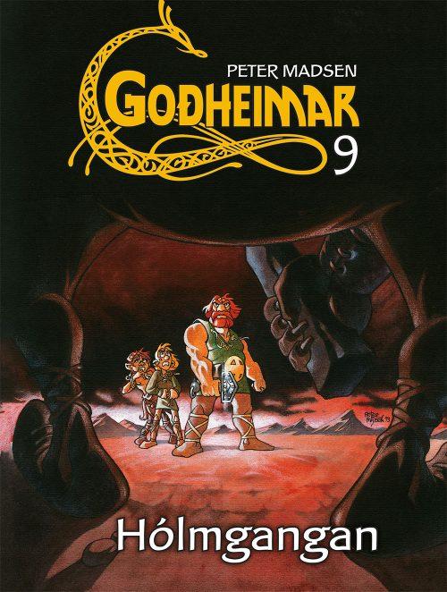 Goðheimar 9 : Hólmgangan