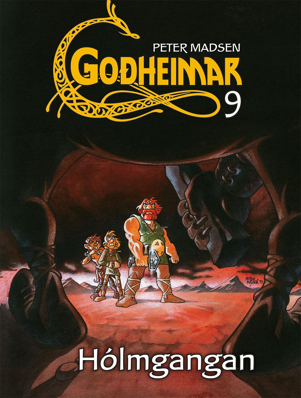 Goðheimar 2 – Hamarsheimt