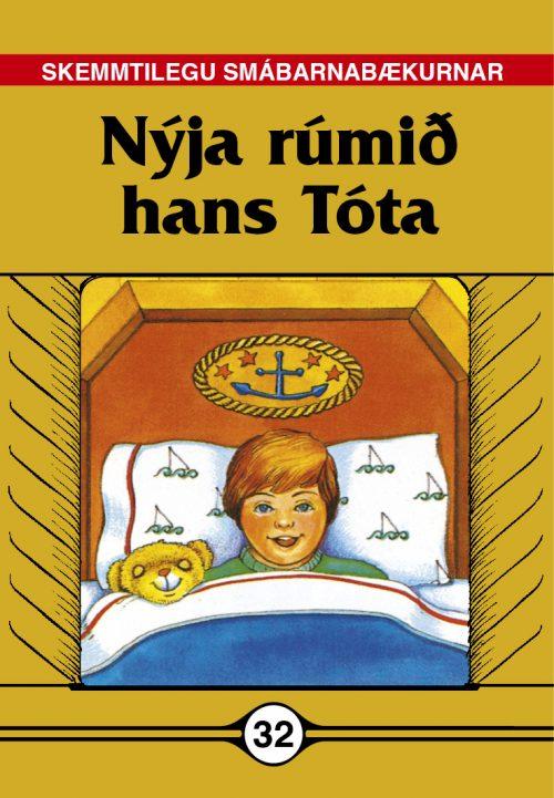 Nýja rúmið hans Tóta