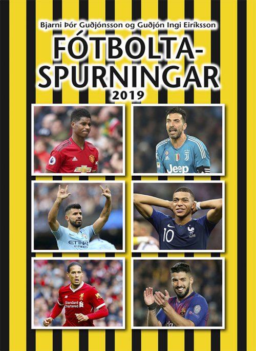 Fótboltaspurningar 2019