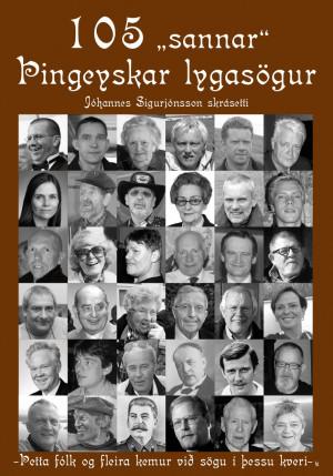 """105 """"sannar"""" Þingeyskar lygasögur"""