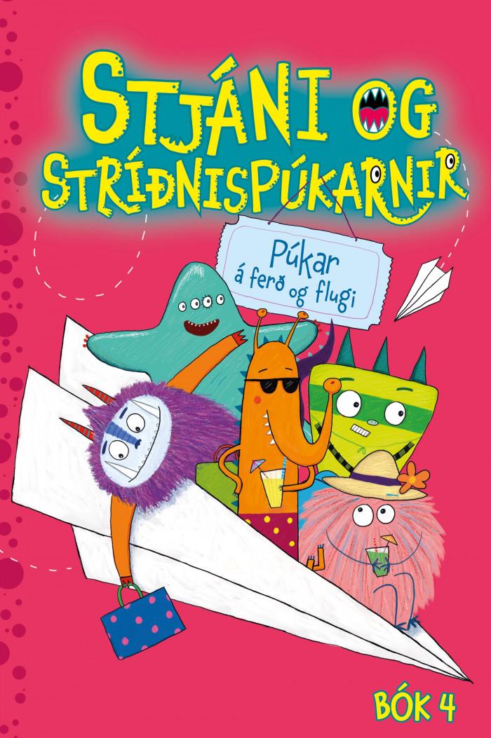 Stjáni og stríðnispúkarnir 4 - Púkar á ferð og flugi
