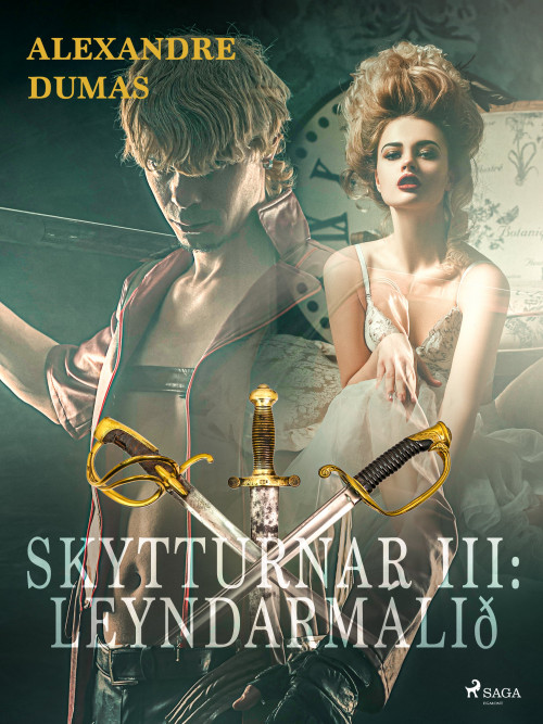 Skytturnar III: Leyndarmálið
