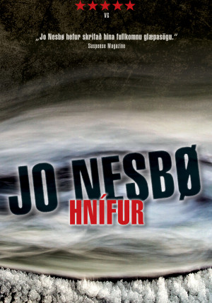 Hnífur - Harry Hole #12