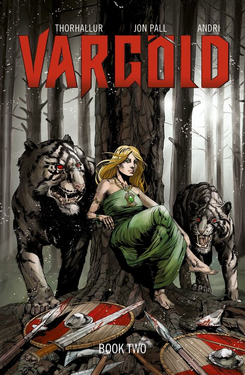 Vargöld - Book two