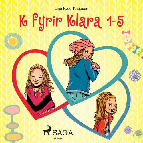 K fyrir Klara 1-5