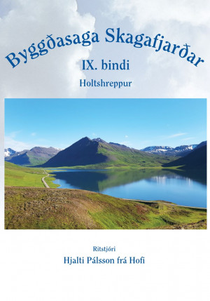Byggðasaga Skagafjarðar IX. bindi