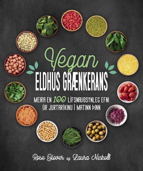 Vegan - Eldhús grænkerans