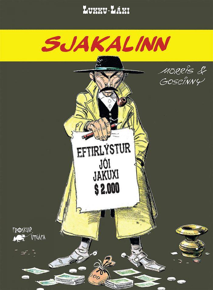 Lukku-Láki - Sjakalinn