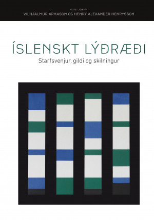 Íslenskt lýðræði