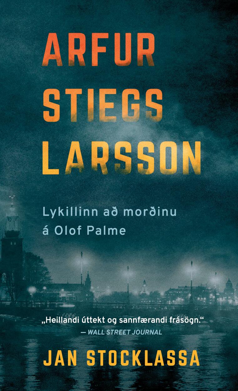 Arfur Stiegs Larsson