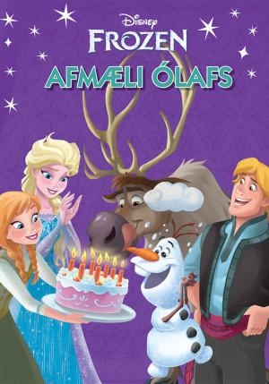 Frozen - Afmæli Ólafs