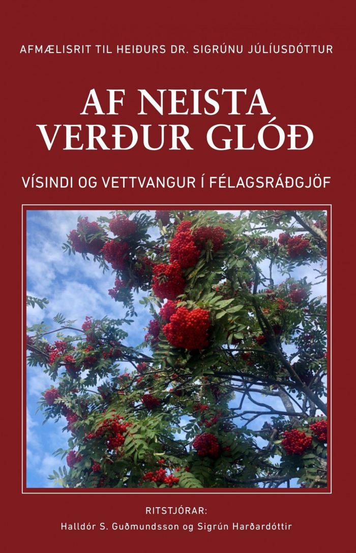 Af neista verður glóð