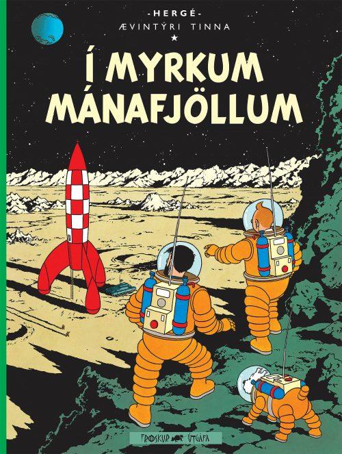 Tinni - Í myrkum mánafjöllum