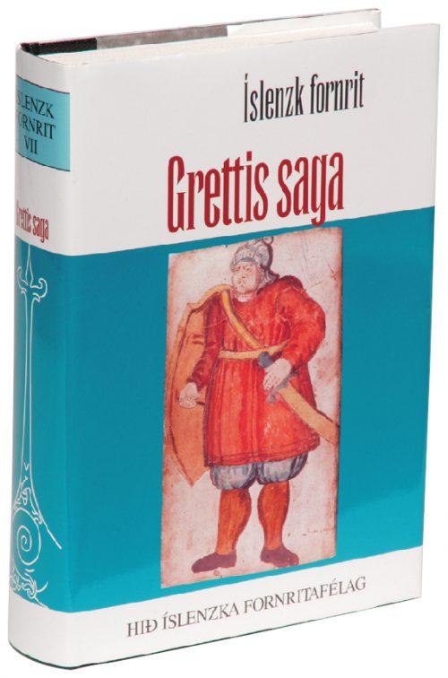 Grettis saga: Íslenzk fornrit VII