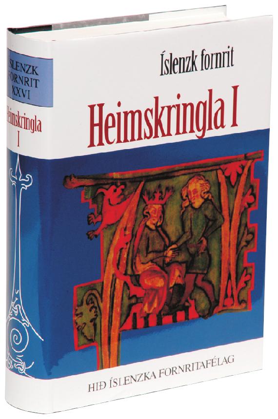 Heimskringla I: Íslenzk fornrit XXVI