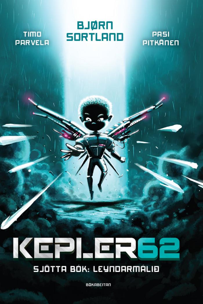 Kepler62 - Sjötta bók: Leyndarmálið