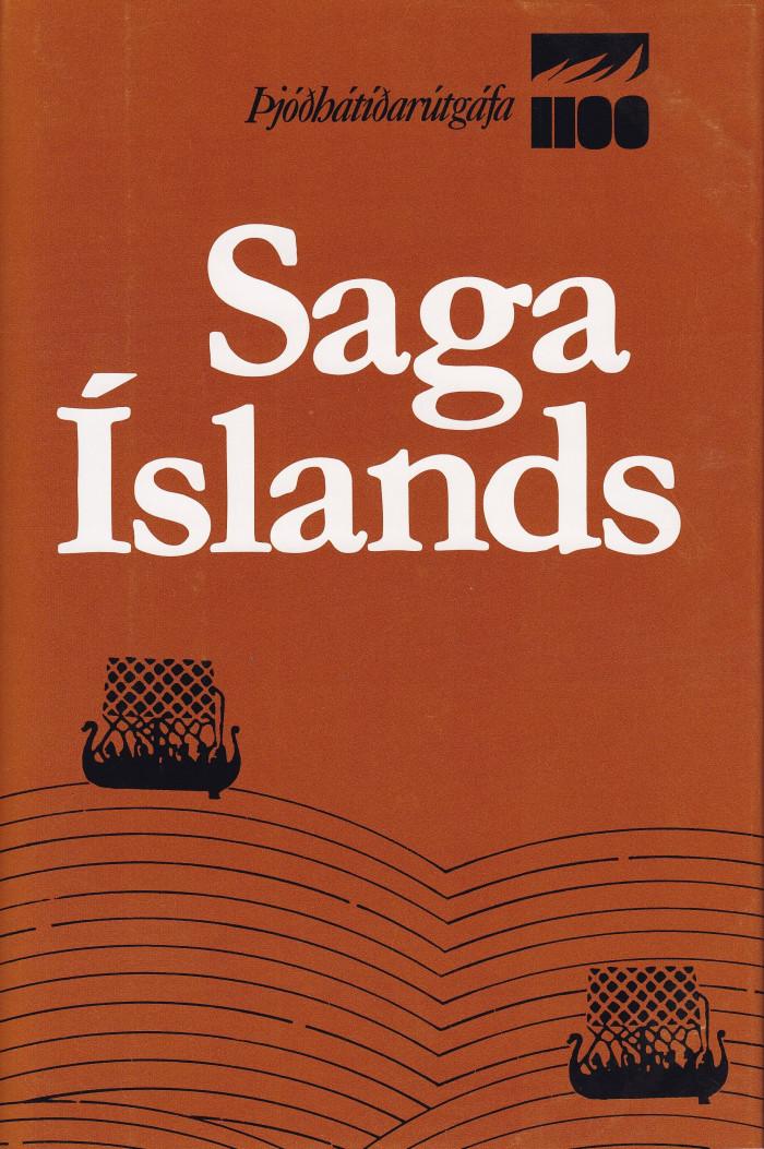Saga Íslands I