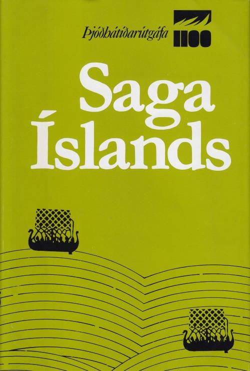 Saga Íslands II