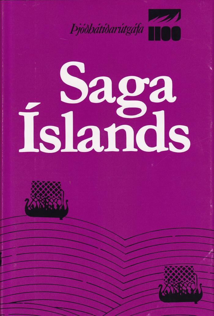 Saga Íslands III