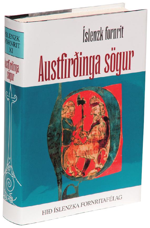 Austfirðinga sögur: Íslenzk fornrit XI