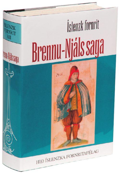 Brennu-Njáls saga: Íslenzk fornrit XII