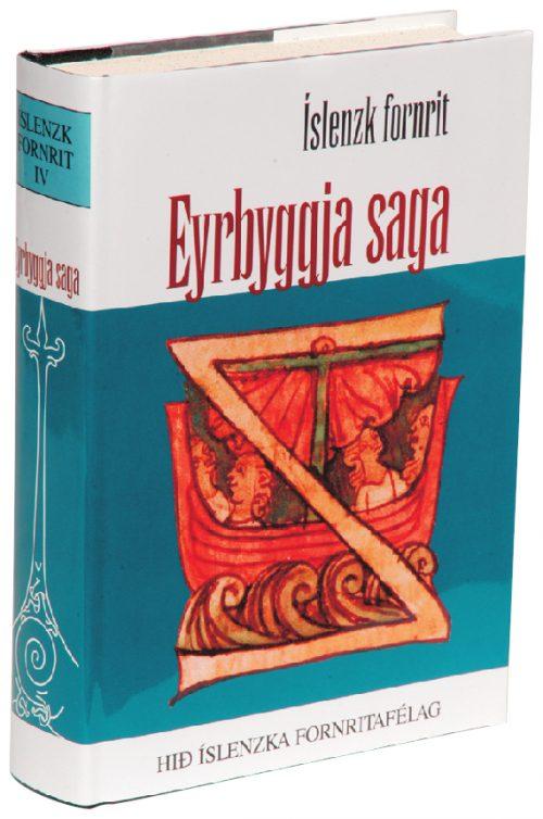 Eyrbyggja saga: Íslenzk fornrit IV