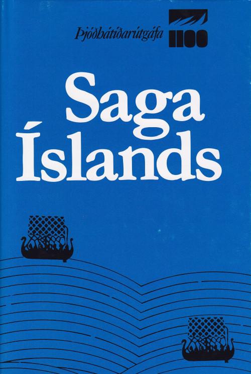Saga Íslands V