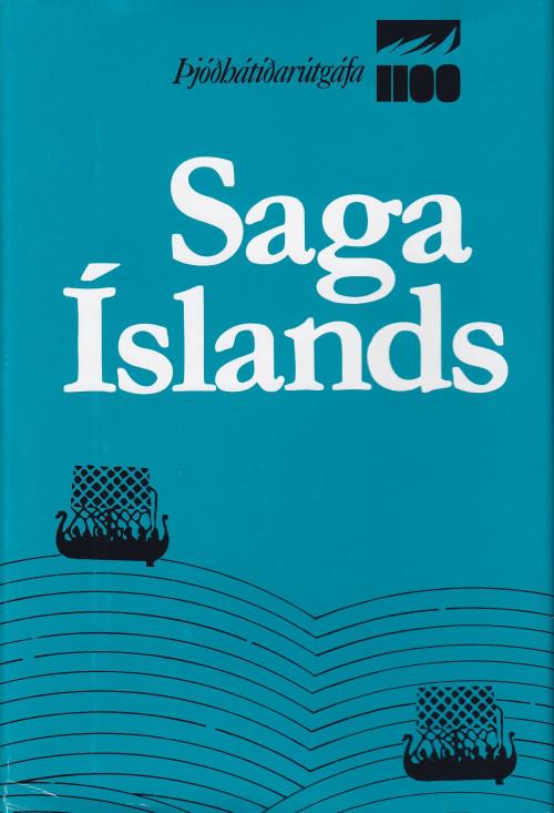 Saga Íslands VII